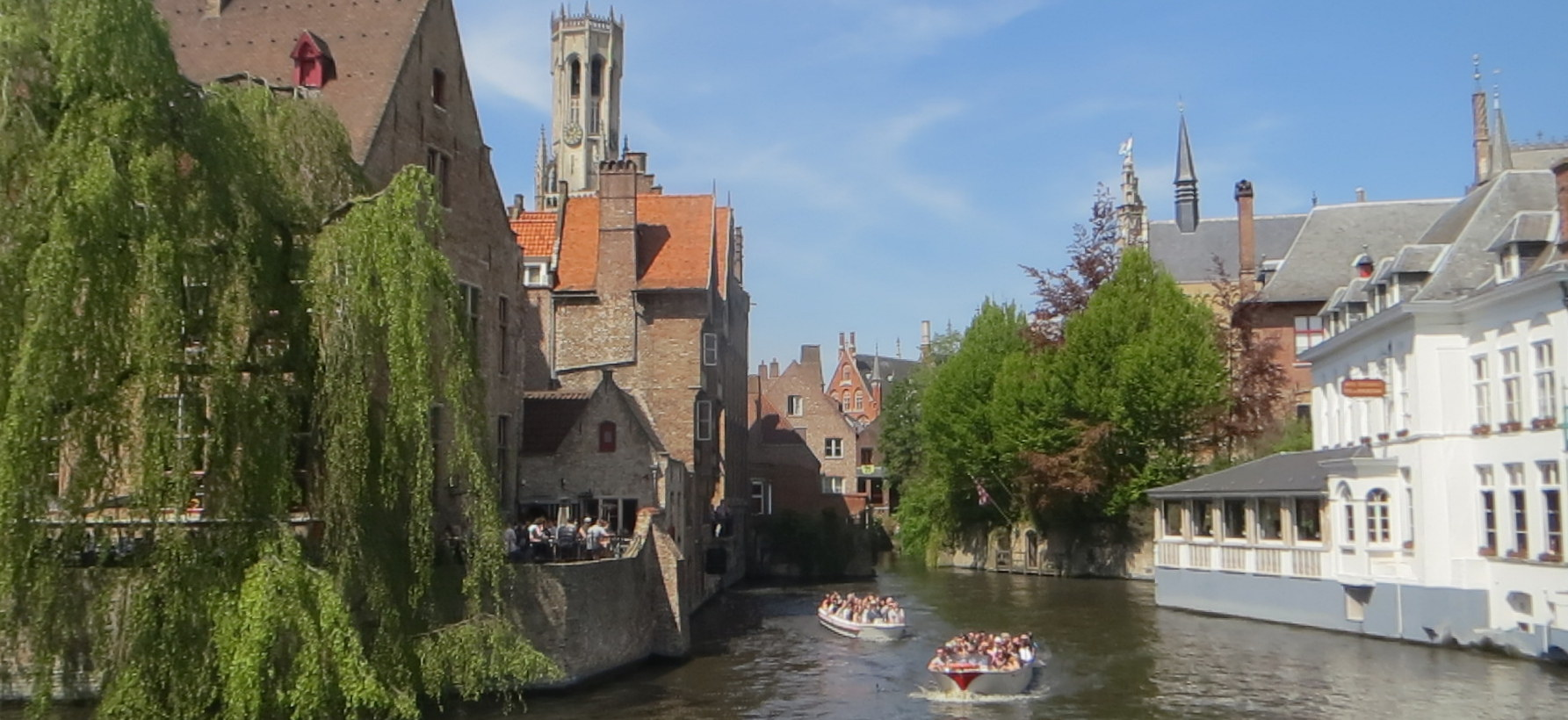 Excursion à Bruges